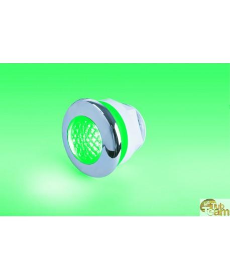 LED Beleuchtung im Badezuber