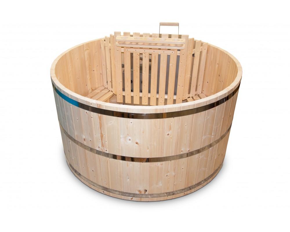 Basismodell: Badeottich aus Holz
