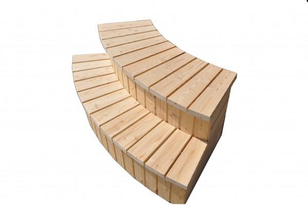 Typ A Treppe