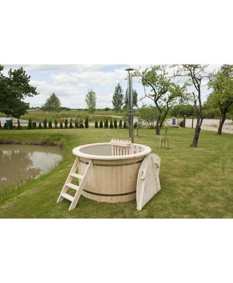 Preiswerte Badewanne mit Fichte Ordentlich 150cm