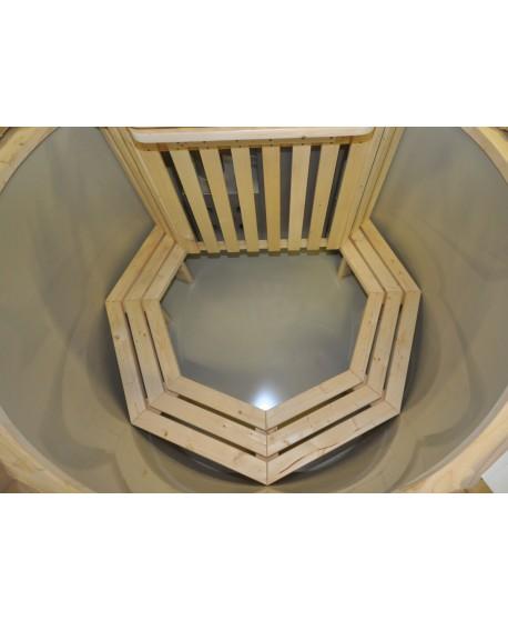 Sitzbänke von Badezuber