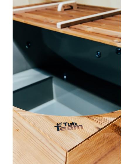 Hot tub- Terrasse Einbaumodell