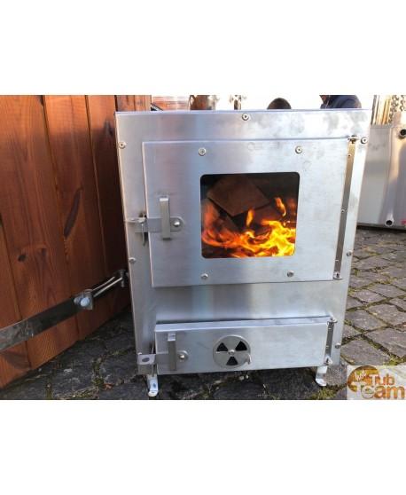 Außen Aluminium Ofen KL AL-90