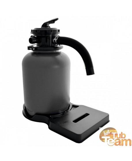 Wasser Filtrationssystem für Badetonne
