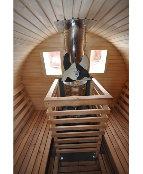 /heizung von Sauna
